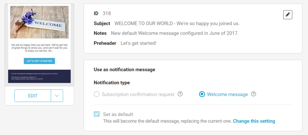 New features for welcome emails, workflows and scheduling
