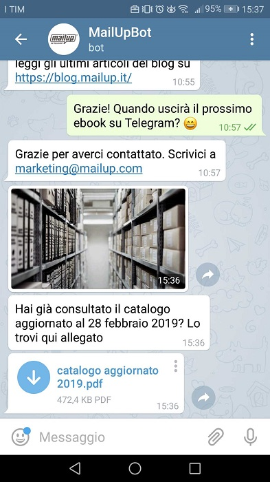 Telegram for Companies: Seven Usage Scenarios