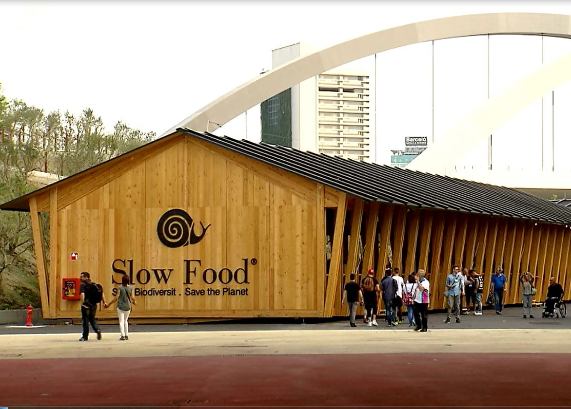 Expo_SlowFood Pavillion