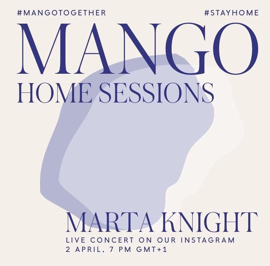 mango covid campaign