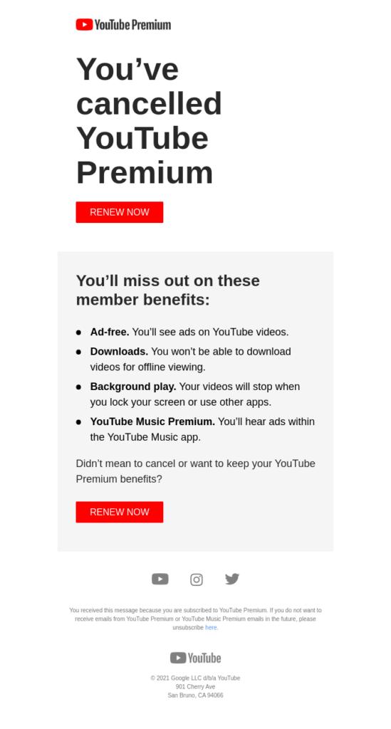 youtube bullet list