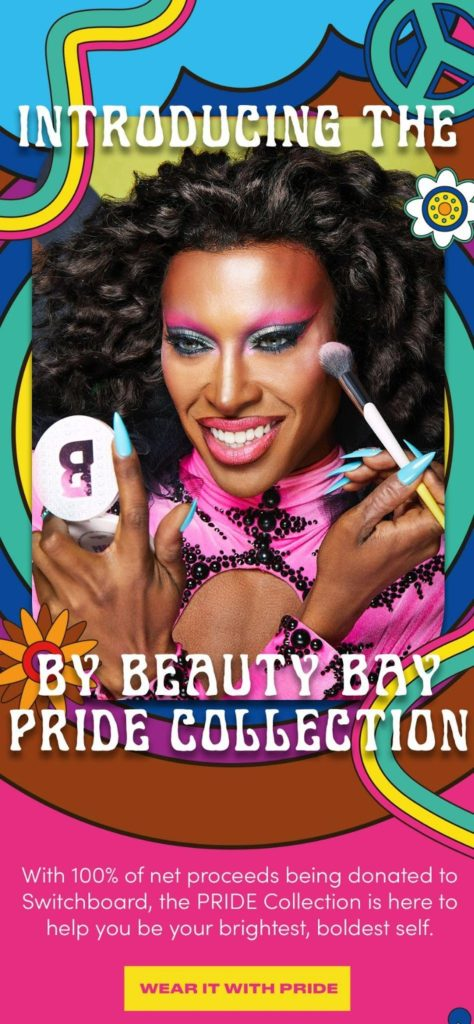 beauty bay pride email