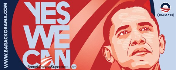 banner obama election example