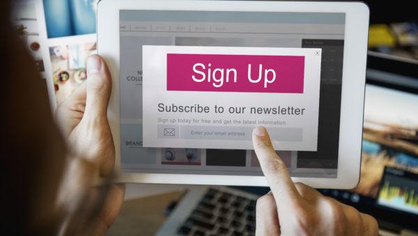 top digital marketing newsletter