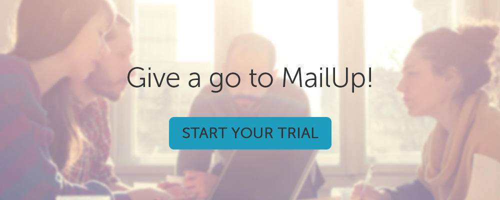 free trial mailup
