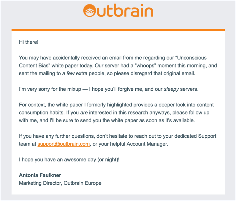 putbrain-support-apology-email