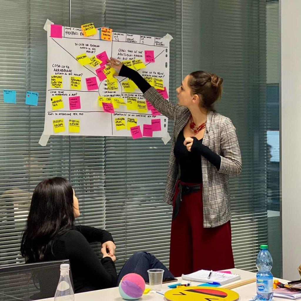 MailUp Personas workshop 2