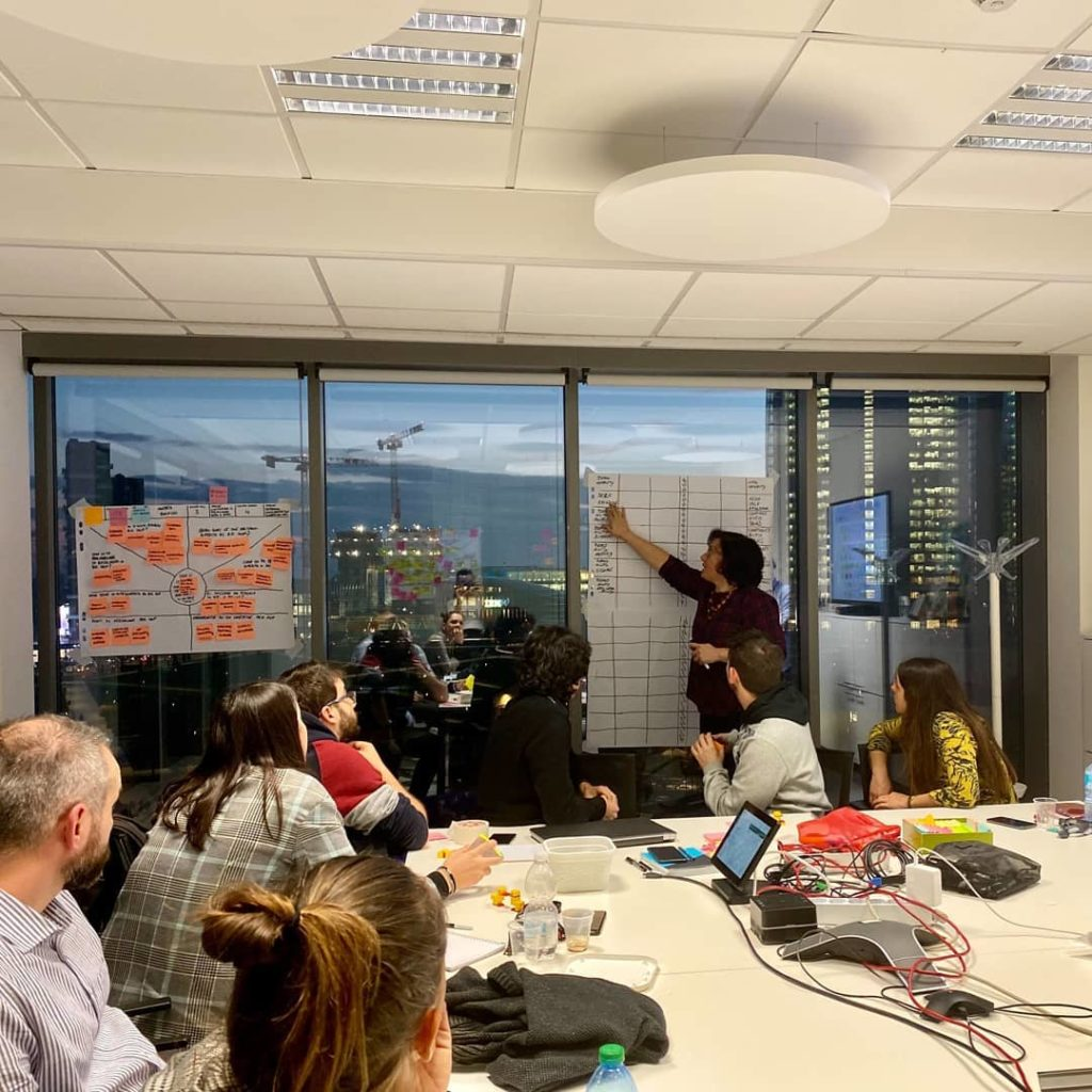 MailUp Personas workshop 1